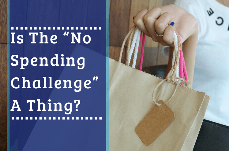 """Is The """"No Spending Day Challenge"""" A Thing?"""
